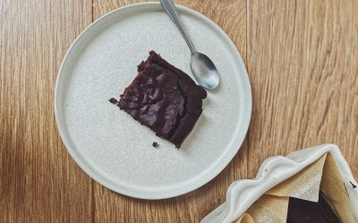 Fondant au chocolat et aux haricots rouges